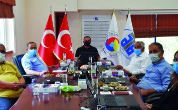 28.05..2021 Aydın Ticaret Borsası, TOBB 76.-77.  Genel Kurulu Toplantısı'na Katılım Sağladı