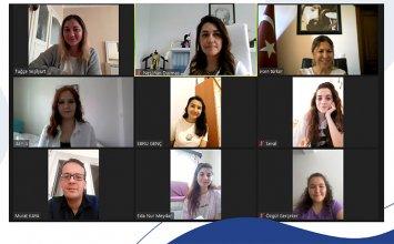 """21.06.2021 TOBB Aydın KGK  """"Ege'nin Mühendis Kızları Stajyer Portalı"""" ile Gençleri Geleceğe Hazırlıyor"""