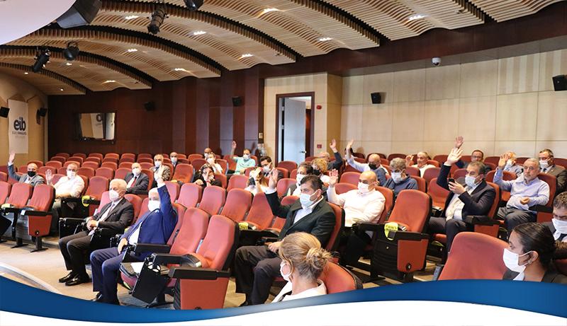 Aydın Ticaret Borsası, Ege Zeytin ve Zeytinyağı İhracatçılar Birliği Genel Kurul Toplantısı'na Katıldı