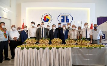 August 11, 2021-  Aydın Commodity Exchange Received The First Dried Fig Of The Season