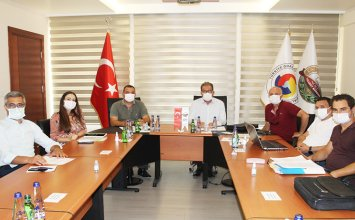 July 30, 2021-  Chairman of The Board of Aydın Commodity Exchange Fevzi Çondur Attented 2019-2020 The Ordinary General Meeting of Büyük Menderes Agricultural Products Licensed Storage Inc.