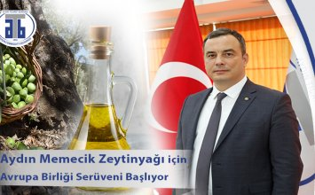 The Adventure of European Union For Aydın Memecik Olive Oil  Is Getting Begin