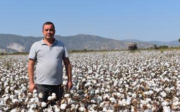 Chairman of Aydın Commodity Exchange, Fevzi Çondur Evaluated for 2021 Years' Cotton Harvest Season