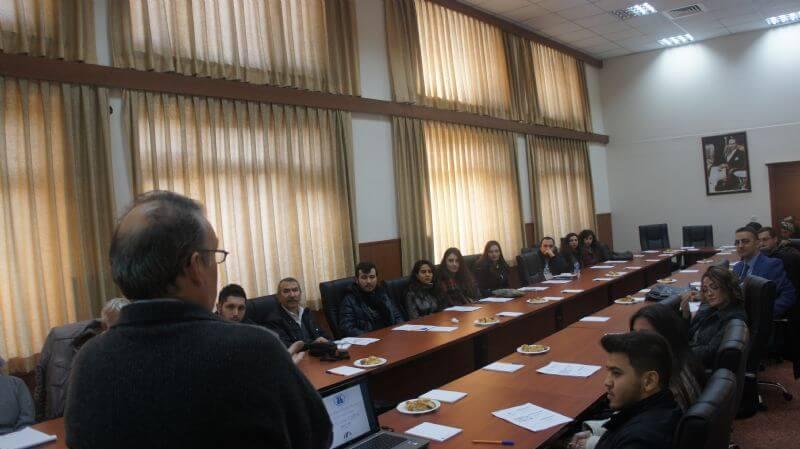 20.12.16 Zeytin Zeytinyağı Pazar Payının Arttırılması Projesi kapsamında