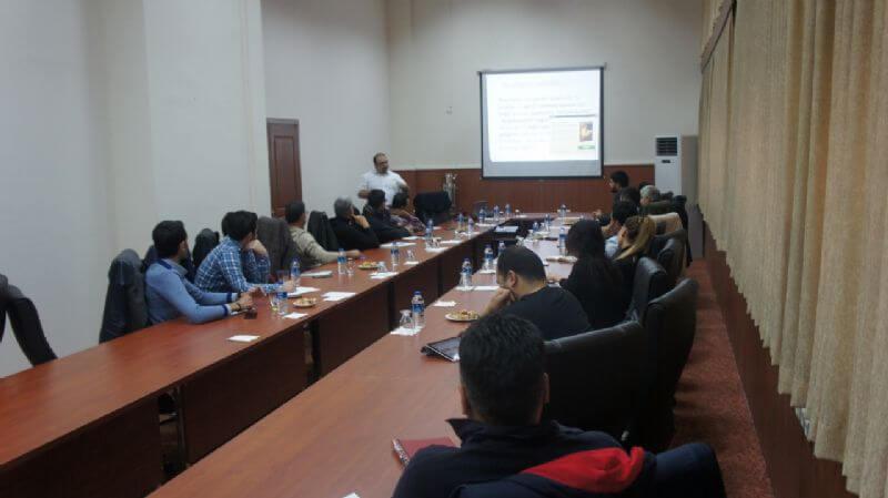 """02.12.16""""Zeytin Zeytinyağı Pazar Payının Arttırılması"""" Projesi kapsamında Satış ve Pazarlama eğitimi gerçekleşti"""